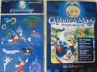 Disney Scrapbooking Pages Lot of 2 Items Stickers Shapes Monorail Frame Borders