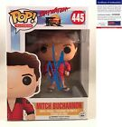 David Hasselhoff Signed Funko Pop Figurine Baywatch Mitch Buchannon PSA DNA COA