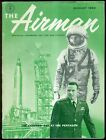 August 1963 The Airman Astronaut Gordon Cooper Issue