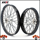 KKE 21/18 Casting Spoked Enduro Wheels Set For HUSABERG FE FC 501 600 2004-2014