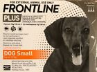 Frontline Plus 3 Months Supply For Small Dogs 0 22lbs 0 10kg By Merial New