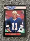 1989 Starting Lineup PHIL SIMMS card Giants