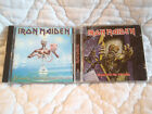 IRON MAIDEN SEVENTH SON OF A SEVENTH SON + NO PRAYER FOR THE DYING CD ENHANCED