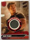 2014 Topps Transformers MARK WAHLBERG as CADE YEAGER Worn Costume Piece
