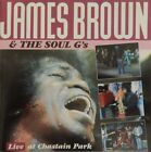 James Brown & The Soul G's - Live at Chastain Park (CD 1992 Instant (UK)) MINT