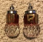 Pepper Shakers Set ~ Excellent