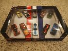 Hot Wheels MUSTANG MANIA Collector Box Set of 10 Mach 1 Shelby NIB Last One