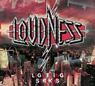 Lightning Strikes 30th Anniversary Limited Edition 2CD + DVD LOUDNESS F/S wTrack