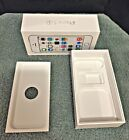 Apple iPhone 5s 16GB Gold BOX ONLY No phone accessories FREE SHIPPING