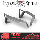 Poison Spyder Defender Front 3 Taper Flares Steel For 87 95 Jeep Wrangler YJ