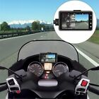 Motorcycle Motorbike 3 LCD FrontBack Dual Camera Dash DVR Camcorder Recorder