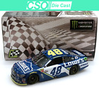 Jimmie Johnson 2017 Lowes Dover Race Win 1 24 Die Cast IN STOCK