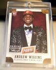 ANDREW WIGGINS 2014 PANINI NATIONAL CONVENTION #6 SP ROOKIE RC AUTO TIMBERWOLVES