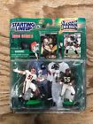 Starting Lineup 1998 Classic Doubles Dick Butkus & Junior Seau Action Figures