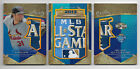 2013 Triple Threads Lance Lynn All Star Jumbo Sleeve Patch Relic #1 1 Cardinals
