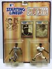 1989 Starting Lineup Baseball Greats Willie McCovey / Willie Mays