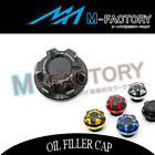 Motorcycle Engine CNC T-Axis OIL Filler Cap Fit Aprilia ETV 1000 Tuono 1000 2006