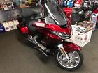 2018 Honda Gold Wing 2018 Honda Goldwing Tour DCT