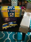 Dale Earnhardt 2 Mike Curb 1980 Olds 442 124 Scale Die Cast Stock Car Action