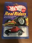 Vintage Hot Wheels Real Riders 3 Window 34 Gray Wheels GYG 1982