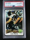 Dan Fouts 1975 Topps #367 Signed NFL HOF RC Rookie Autograph PSA DNA