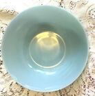 MINTY~ Fire King OVEN WARE USA DELPHITE Turquoise Blue 8