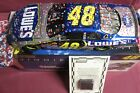 RARE 1 24 ACTION 2006 DAYTONA WIN 48 LOWES JIMMIE JOHNSON WITH TIRE PIECE