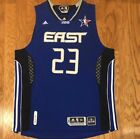 Adidas Authentic Sewn 2010 All Star Game LeBron James jersey sz 56