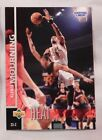 1998 UD Starting Lineup Alonzo Mourning Miami Heat Basketball Card