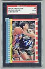 1987-88 Fleer Stickers 5 Kevin McHale Signed Card SGC Auto Sticker
