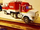 Amoco Race Car Carrier 1995 Truck Toy HGK Enterprises Limited Edition