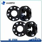 15 5x5 to 5x5 Hubcentric 4pcs Wheel Spacers Fits 1999 2010 Jeep Grand Cherokee