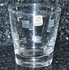 12 LIBBEY Windsor Cut Glass Mid Century Cocktail Whiskey Glasses 6-1/2 oz.