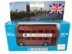 Diecast Lone Star Double Decker See London By Bus 1259 4 Scale Model New