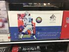 2000 Upper Deck SP Authentic Football Factory Sealed Hobby Box
