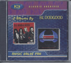 Bloodgood-Rock In A Hard Place/Out Of The Darkness CD Christian Metal New Sealed