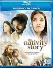 THE NATIVITY STORY NEW BLU RAY DVD