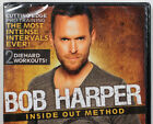 Inside Out Method Bob Harper Cutting Edge Bobs Workout DVD 2010 NEW