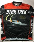 STAR TREK THE FINAL FRONTIER CYCLING JERSEY BY RETRO SIZE 3XLBRAND NEWNO TAGS