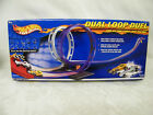 Vintage Hot Wheels Dual Loop Duel Set