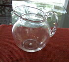 New Pottery Barn Classic Clear ACRYLIC Outdoor Pitcher