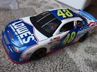2002 ROOKIE JIMMIE JOHNSON 48 POWER OF PRIDE EMPLOYEES ONLY 124 DIECAST CAR