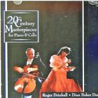 WILSON AUDIO ROGER DRINKALL DIAN BAKER 20th CENTURY MASTERPIECES AUDIOPHILE CD