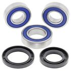 Gas Gas Pampera 450 2007 Rear Wheel Bearings And Seals