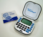 Weight Watchers Points PLUS Calculator NAC 5A Bigger Button INSTRUCTIONS BATTERY