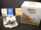 Lilliput Lane Yuletide Inn Snow Cottage Figurine 1990 NIB & Deeds Christmas Sp.