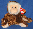 TY HOODWINK the MONKEY BEANIE BABY - MINT with MINT TAGS