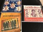 Weatherford Quartet (3) CD Lot God Is the Answer & More RARE Gospel