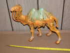 1983 Fontanini Standing Camel Nativity Figure 7 1 2 Long Made in Italy