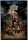 EUROPEAN VACATION Movie Poster Good One Sheet 1985 National Lampoon 1463
